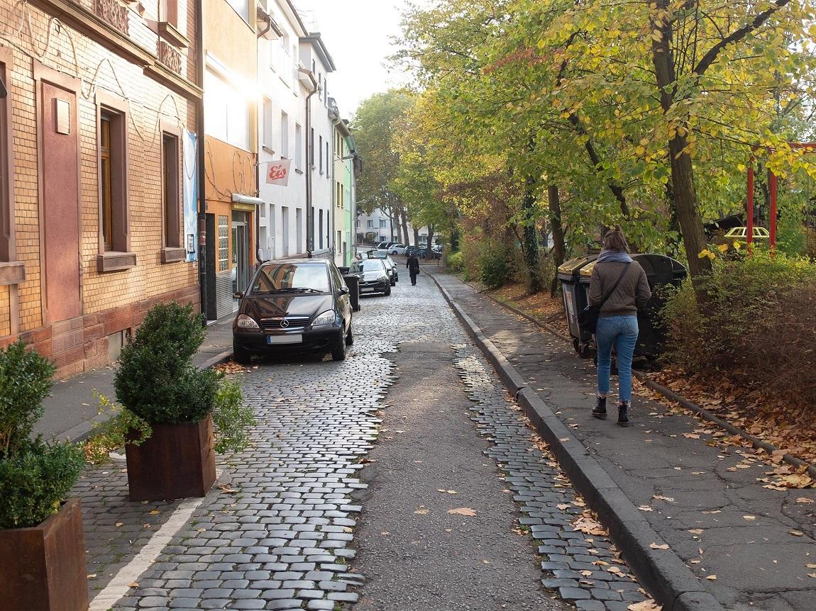 Parkraumbewirtschaftung im Kapellplatzviertel