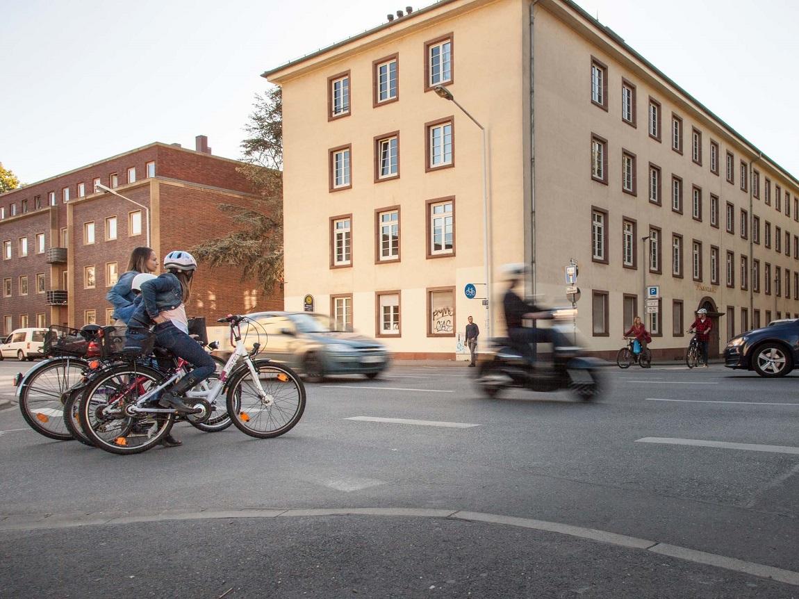 Online-Umfrage: Nachhaltige Mobilität aus Darmstädter Perspektive
